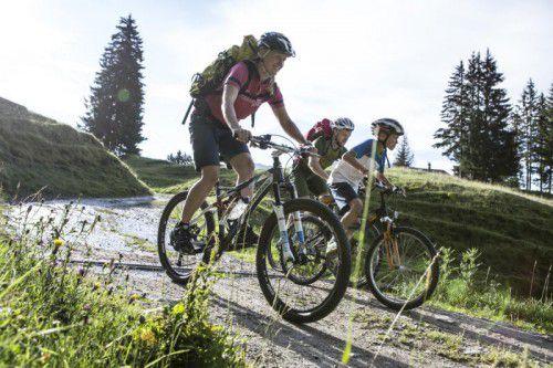 Das Montafon ist eine Sportdestination, legt aber genauso Wert auf Kunst und Kultur in den Bergen.