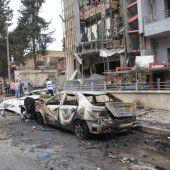 Klinik in Aleppo beschossen