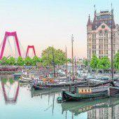 Flanieren am alten Hafen