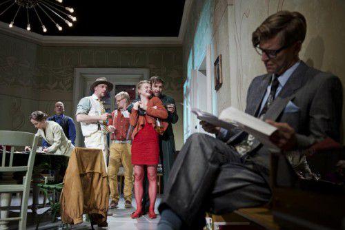 Der Beitrag des Theaters Konstanz zum Bodenseefestival wurde begeistert aufgenommen.