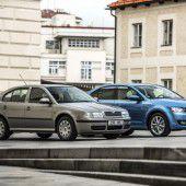 25 Jahre in der VW-Familie, 20 Jahre Octavia-Baureihen
