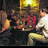 Pubs mit irischer Volksmusik