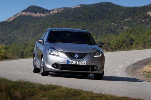 Der neue Baleno: Mit ihm hofft Suzuki in Österreich auf eine weitere Expansion (2015 plus 24 Prozent).