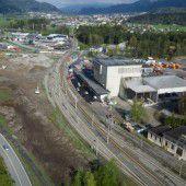 Zementwerkareal in Lorüns wird Leben eingehaucht