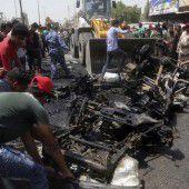 Bomben in Bagdad fordern über 80 Opfer