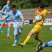 Fußball, Vorarlbergs Ligen im Überblick – Vorarlbergliga bis 5. Landesklasse (23. Spieltag)