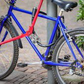 Fahrraddiebe auf der Autobahn erwischt