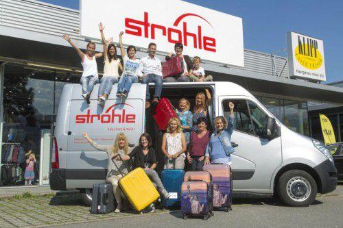Die Firma Ströhle zählte im vergangenen Jahr zu den Ausgezeichneten beim KMU-Wettbewerb.