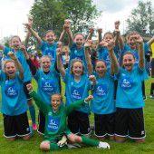 Rankler Mädchen holen Fußball-Titel