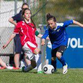 U-17-Mädchen siegen beim Arge-Alp-Cup