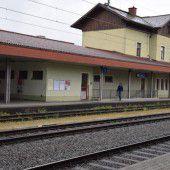 Neuer Bahnhof für Götzis