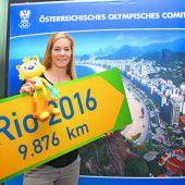 Beate Schrott will Rekord und ins Rio-Finale