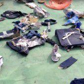 Verdacht auf Explosion der Egyptair-Maschine