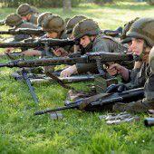 Das Heer auf Personalsuche