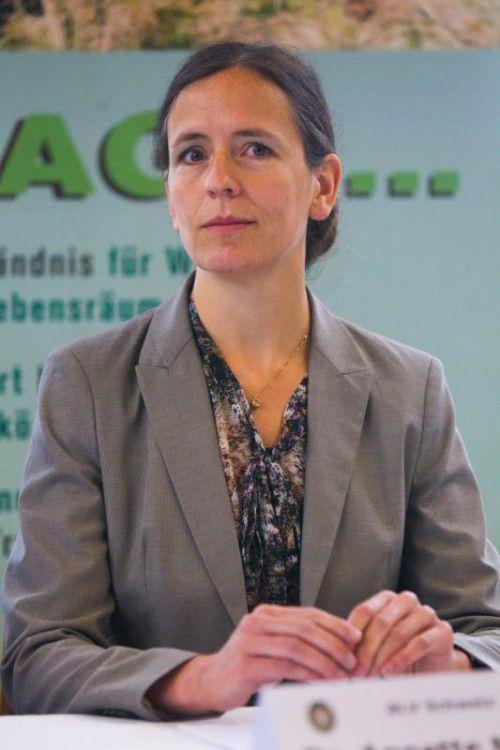 Dr. Annette Nigsch soll dazu beitragen, das Schreckgespenst Rinder- und Wild-TBC zu verscheuchen.