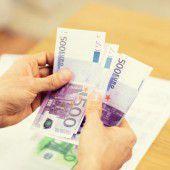 Euro geht auf Höhenflug