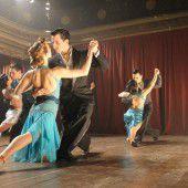 Faszinierende Tanzschritte