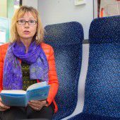 Literaturevent im Regionalexpress