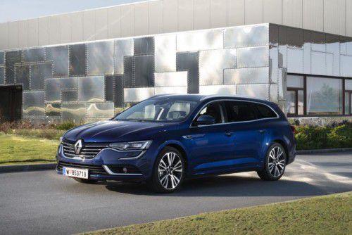 Erste VN-Testfahrten mit dem Renault Talisman Grandtour, der im Juni in Österreich Premiere feiert.