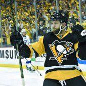 Pittsburgh steht im Finale um den Stanley-Cup