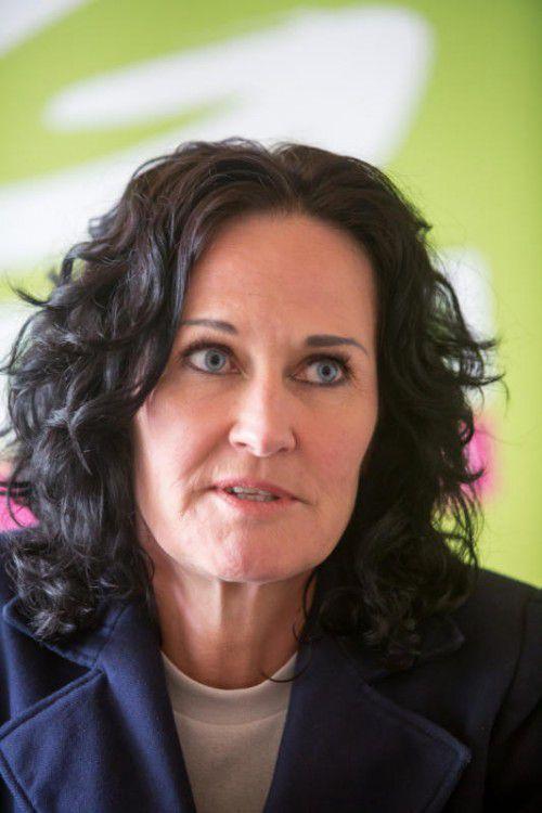 Eva Glawischnig will in die Bundesregierung.