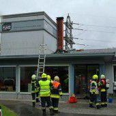Zwei Verletzte bei Explosion in Silo