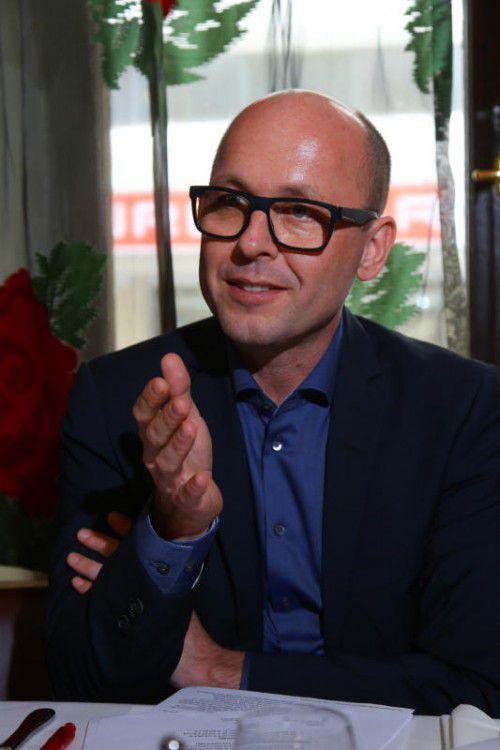 Michael Ritsch wünscht sichÖBB-Chef Kern als Bundeskanzler.