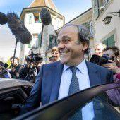 Platini will bei Heim-EM nicht ins Stadion