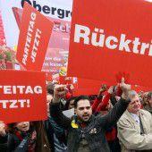 Schwieriger Tag der Arbeit für die Sozialdemokratie