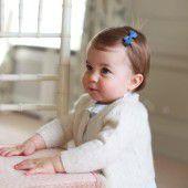 Prinzessin Charlotte feiert ersten Geburtstag