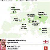 Auch Messi gratuliert Leicester