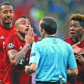 Aus für Bayerns Triple-Traum, Guardiola geht als Unvollendeter