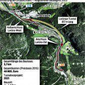 Verkehr in Lorüns wird entschleunigt