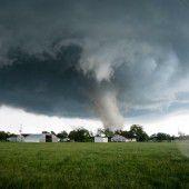 Tornados in Oklahoma fordern zwei Menschenleben