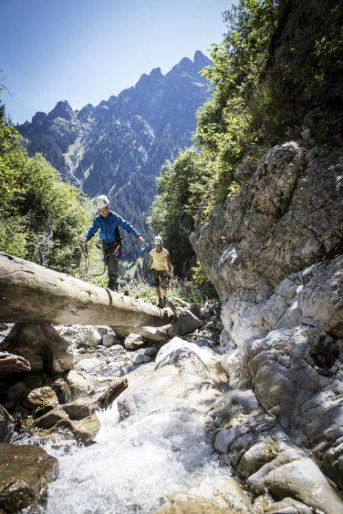 Bis 28. Oktober: Berge Plus Sommerprogramm.