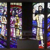 Glasmalerei in Vorarlberger Kirchen