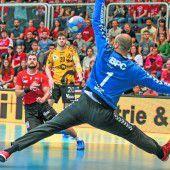 Bregenzer Handballer beenden Harder Titelträume und stehen im Finale