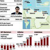 Mehr Macht für Maduro