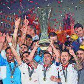 Sevilla-Rekord unterstreicht spanische Fußball-Dominanz