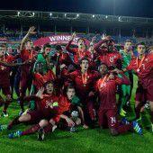 Portugal U-17-Europameister