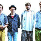 Die Kultband Kofelgschroa ist morgen um 20 Uhr im Zeughaus in Lindau zu erleben.