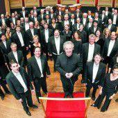 Manfred Honeck und sein Orchester bei den Bregenzer Meisterkonzerten