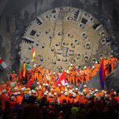 Längster Bahntunnel der Welt