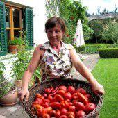 Rote Pracht aus dem Altacher Garten