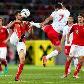 Alaba-Eigentor bei glanzlosem Sieg von Österreich