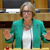 Moser möchte Rechnungshof nicht vorstehen