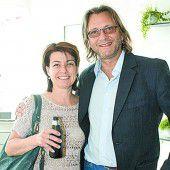 Gästepaar: Andrea und Dietmar Foidl.