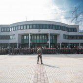Kaserne für Zuwachs gerüstet