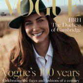 Kate auf Cover der Vogue
