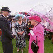 Queen nennt Chinas  Beamte unverschämt